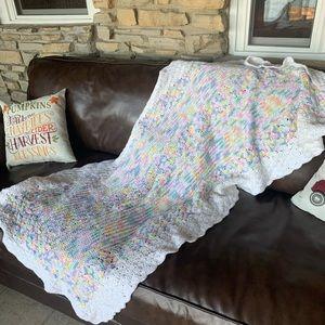 Afghan/Throw Blanket 60x35